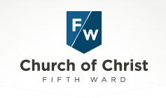 Fifth Ward Church of Christ logo