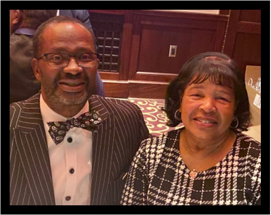 Minister & Wife - Ray and Wilma Wilkerson